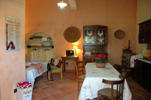 sardinia bed and breakfast ogliastra loceri