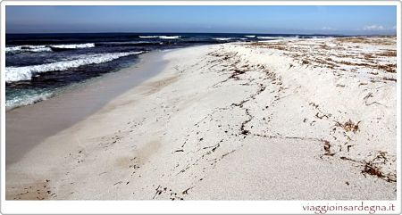 Maimone Beach Cabras