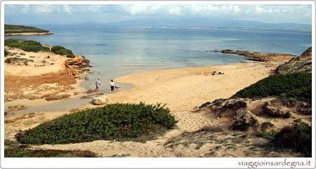 Su Pallosu Beach San Vero Milis