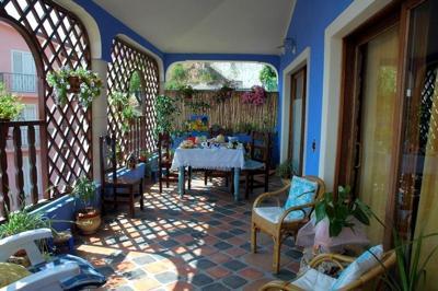 The Veranda in the Suite