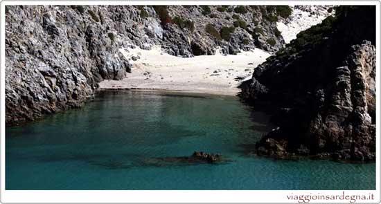 The Buggerru Sa Caletta Beach Sardinia