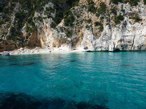 Grotta Del Fico East Coast Baunei