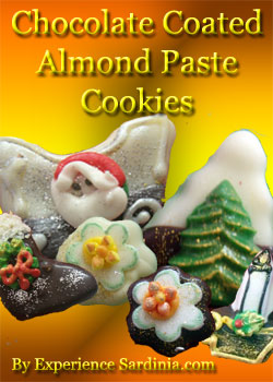 almond cookie poster