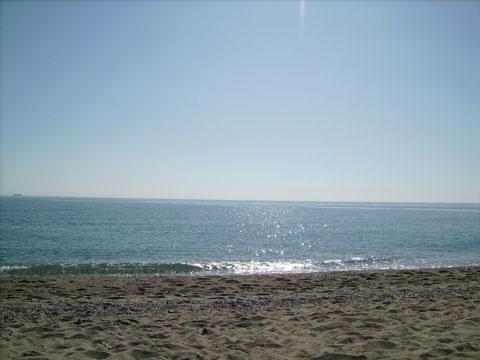 museddu beach in the marina di cardedu