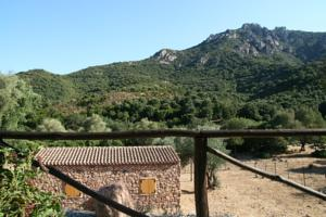 the coccorocci country resort near in the beaches of sardinia gairo