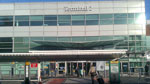 front view of heathrows terminal 2