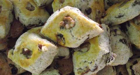 italian walnut cookie recipe