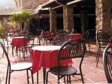 janas hotel tertenia ogalistra sardinia terrace