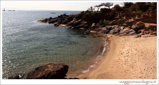La Caletta Beach Portoscuso
