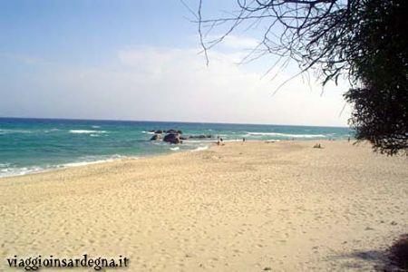lido beach of orrì ogliastra