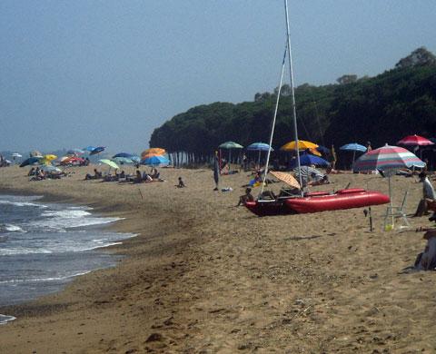 lotzorai beaches of sardinia italy