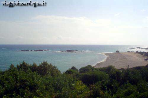 Marina di Gairo Italy