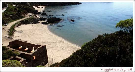 The Masua Beach Iglesias