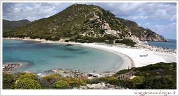 Italian Beach Punta de is Molentis - Villasimius
