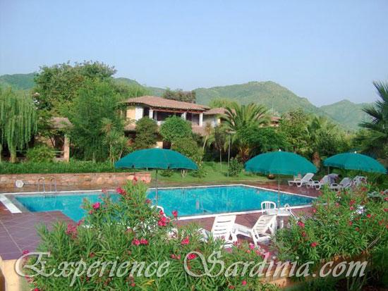 sardinia accommodation villa melissa in cardedu ogliastra