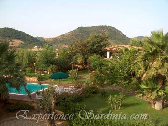 villa melissa accommodation in sardinia