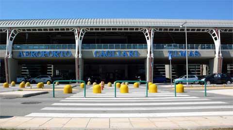 Sardinia Airport – Aeroporto Mario Mameli Di Caglari Elmas