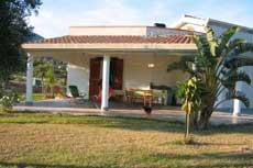 vacation home reatla near the mediterramean beaches of tertenia