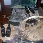 sardinia wine window display
