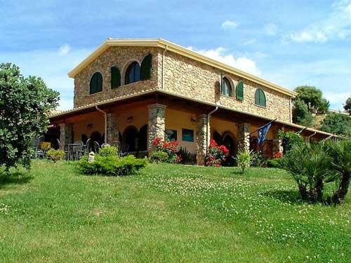 the hotel janas in sarrala tertenai ogalistra sardinia
